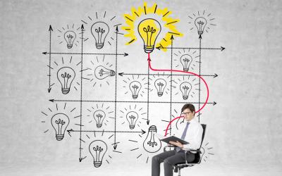 情報商材の儲かるビジネスモデル図解と情報教材ビジネスの始め方!